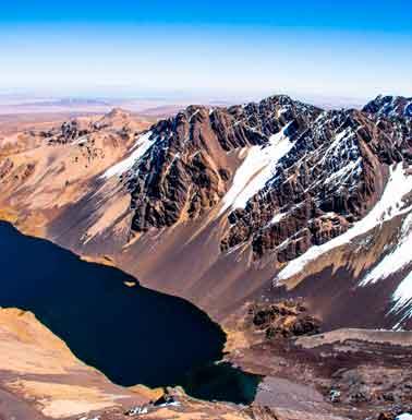 Turismo de Bolivia