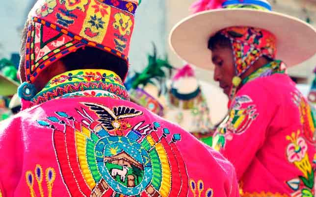 Bailes de Bolivia