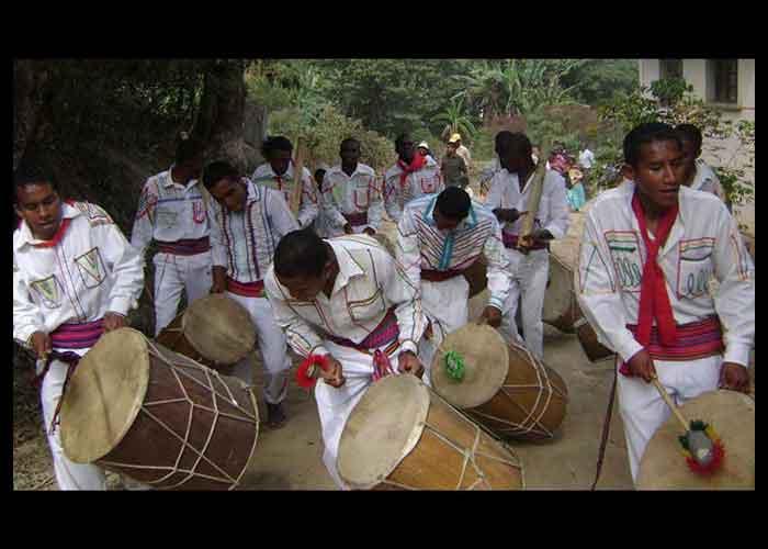 saya afroboliviana baile