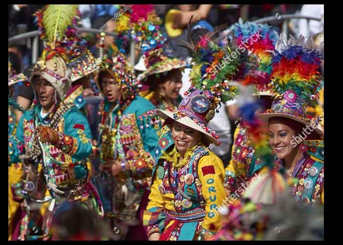 tinku tradicional de bolivia carnaval de oruro