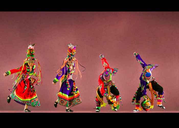 tinku tradicional de bolivia